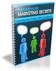 HOT ITEM! - Facebook Marketing Secrets with PLR
