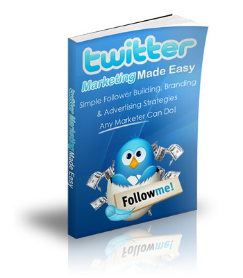 Product picture HOT ITEM! - Twitter Marketing Made Easy with PLR