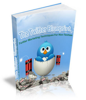 Product picture HOT ITEM! - The Twitter Blueprint with PLR