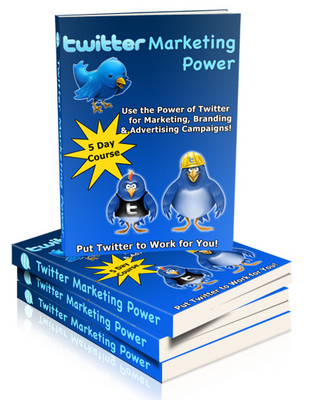 Product picture HOT ITEM! -Twitter Marketing Power Pack  with PLR