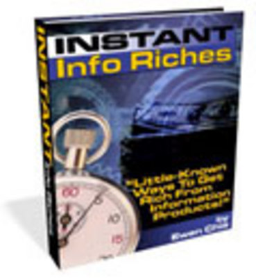 Product picture Instant Info Riches