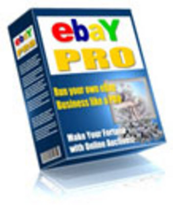 Product picture eBay Pro