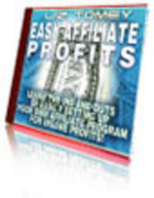 Product picture Easy Affiliate Profits